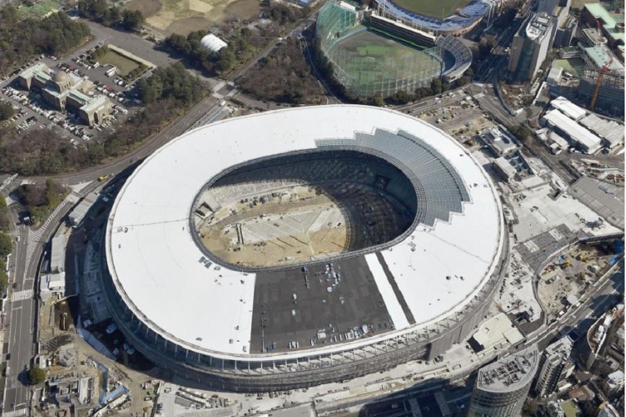 ژاپن، 500 روز مانده تا المپیک 2020