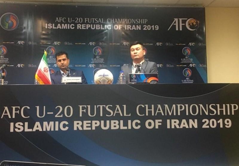 فوتسال قهرمانی زیر 20 سال، سرمربی ایران: در بازی مقابل هنگ کنگ بی نظم بودیم