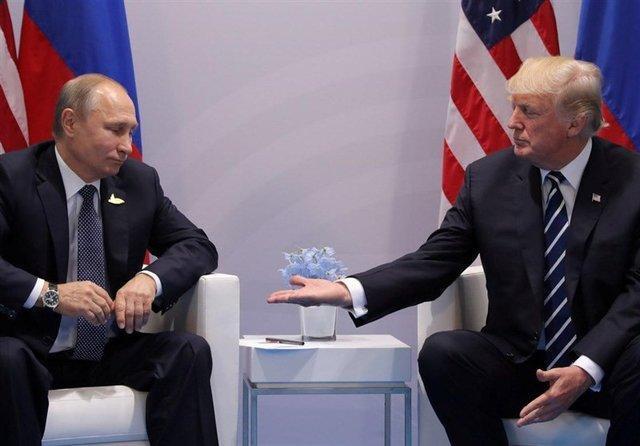 لاوروف: ترامپ و پوتین خواستار حل دیپلماتیک تنش ها درباره ایران هستند
