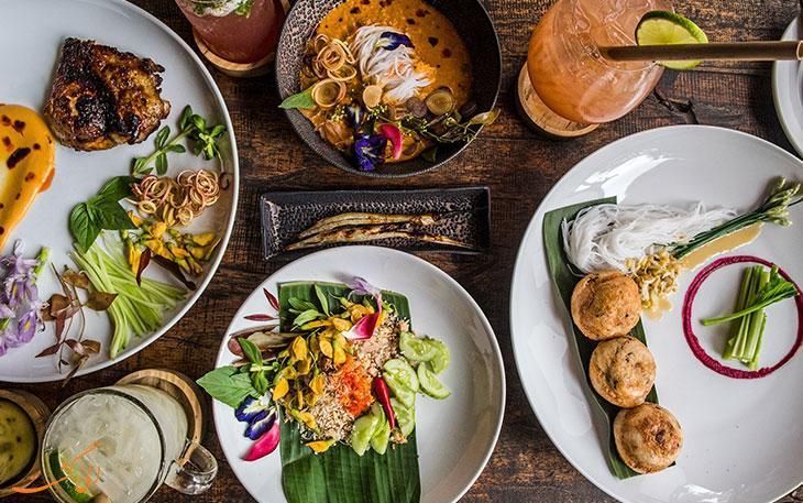 آشنایی با معروف ترین غذاهای کامبوج