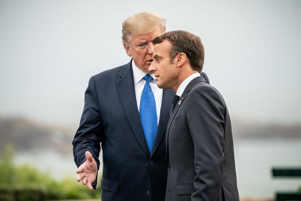 گزارش گاردین درباره تصمیم فرانسه برای ایجاد خط اعتباری با ایران