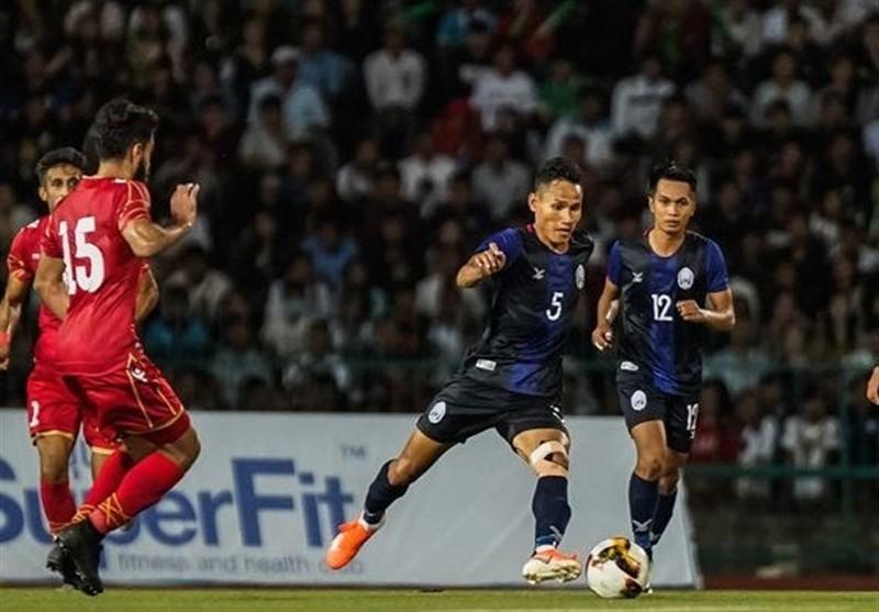 جالب ترین بازیکن ایران و تاثیرگزارترین بازیکن کامبوج چه کسانی هستند