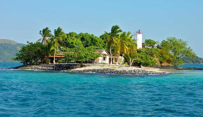طبیعتی بکر و بی همتا در چهارمین جزیره بزرگ دنیا، تصاویر