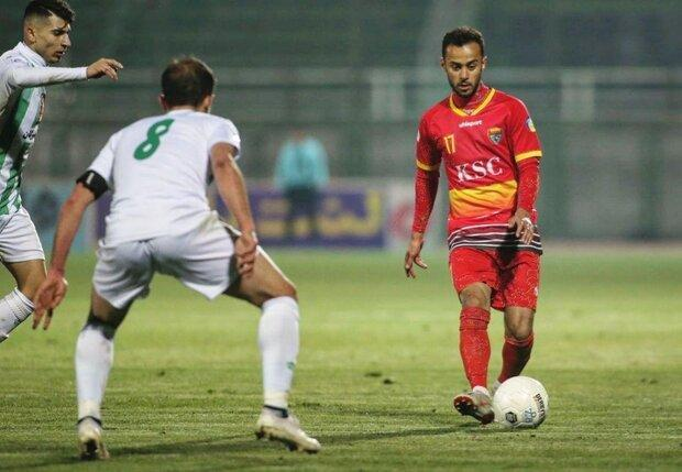 سیف اللهی از تیم فوتبال فولاد خوزستان جدا شد