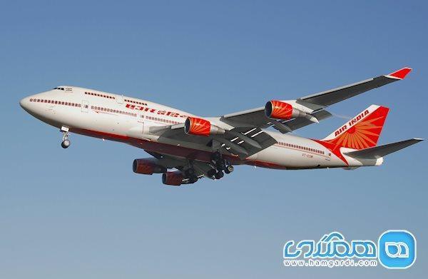 تعلیق پروازهای ایران توسط سازمان هواپیمایی هند