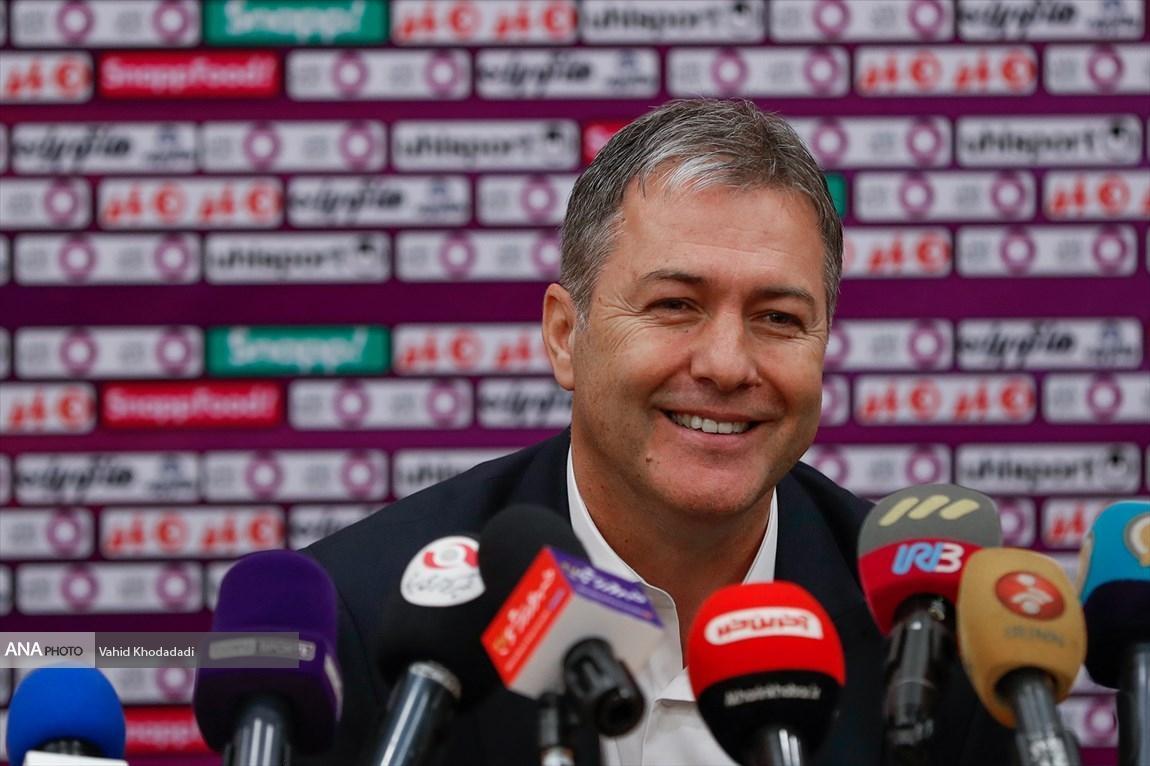 تیم ملی احتیاج به ترزیق خون تازه دارد، اگر در جام جهانی بودم شجاعت بیشتری به تیم تزریق می کردم